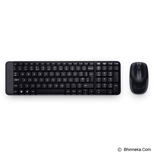 LOGITECH Wireless Combo MK220 [920-003235] - Keyboard Mouse Combo